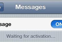 iphone-iMessage-waiting-for-activation