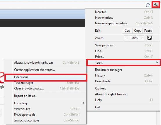إضافات Chrome