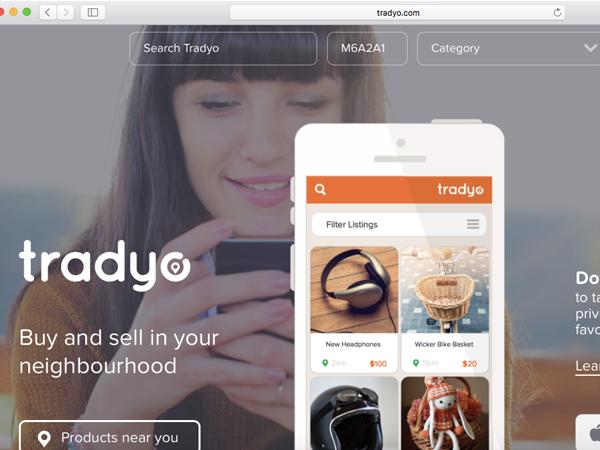 Tradyo App