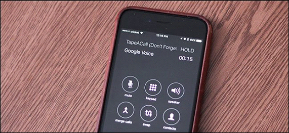 How to Record Phone Calls on iPhone Using TapeACall