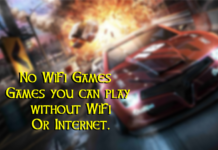 Free Games Without Wifi