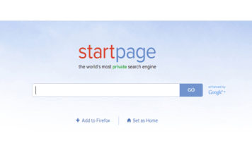 A Detailed Guide On Startpage Search Engine