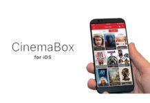 Install Cinema Box on iOS