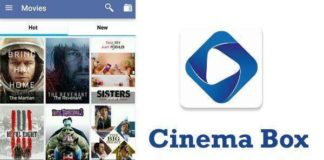 Install Cinema Box on Android