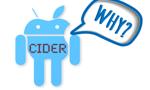 Why To Download The Cider APK
