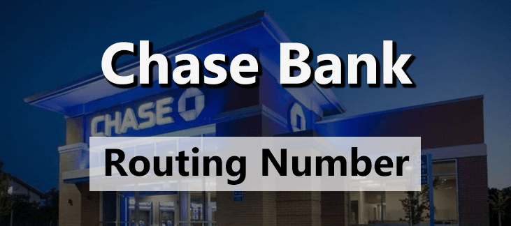 Chase-Bank-Routing-Number