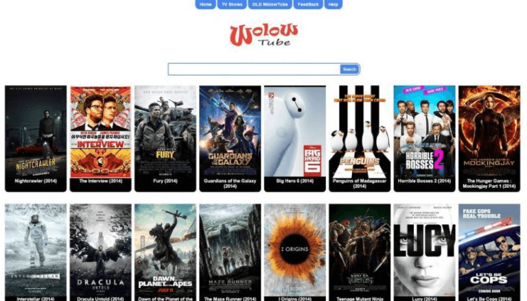 WolowTube Site like putloker