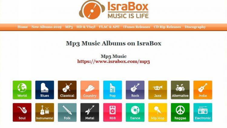 Isarabox site like Mp3boo