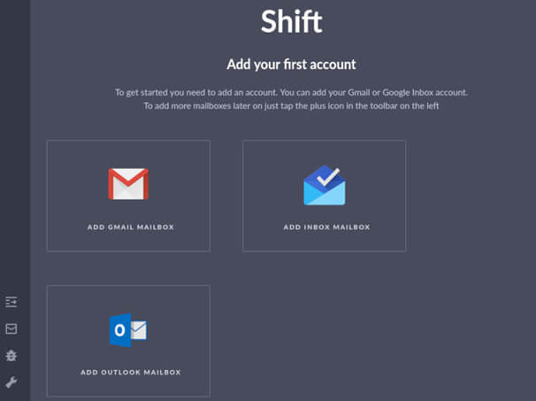 Add Your First Tryshift Account